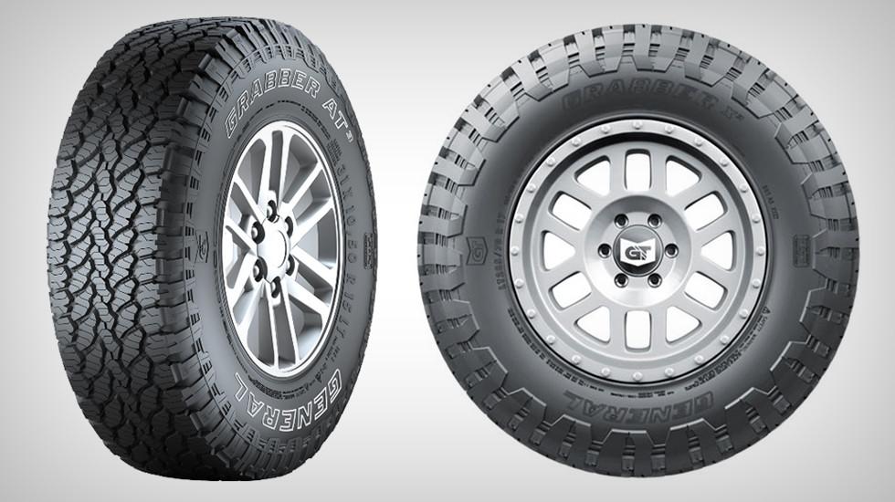 Континенталь  выводит на рынок России  бренд General Tire