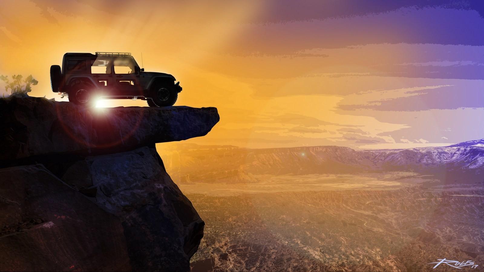 Jeep представит на«пасхальном сафари» два прототипа