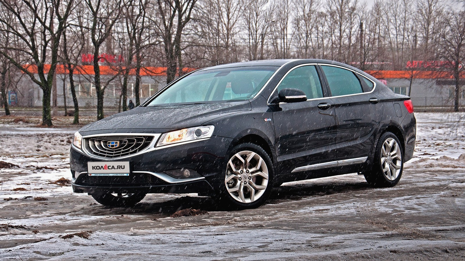Модели Geely в Российской Федерации впервый раз стали доступны посхеме «trade-in»
