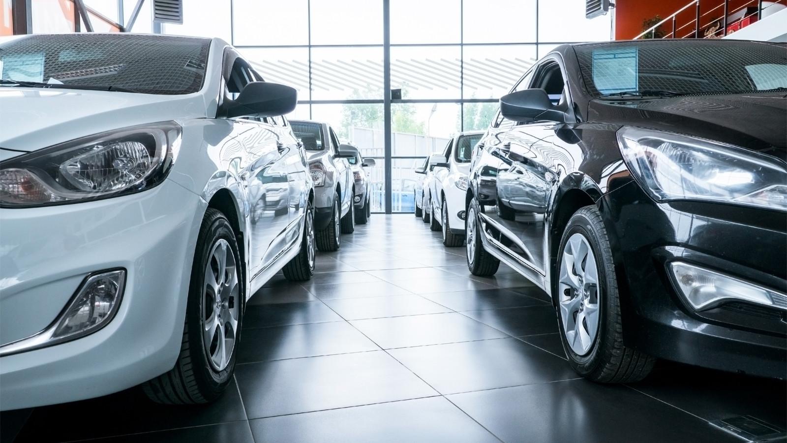Рынок автомобилей кконцу зимы упал на4,1%