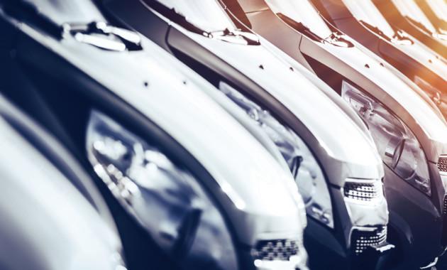 Зимой мировой рынок автомобилей вырос практически на8%