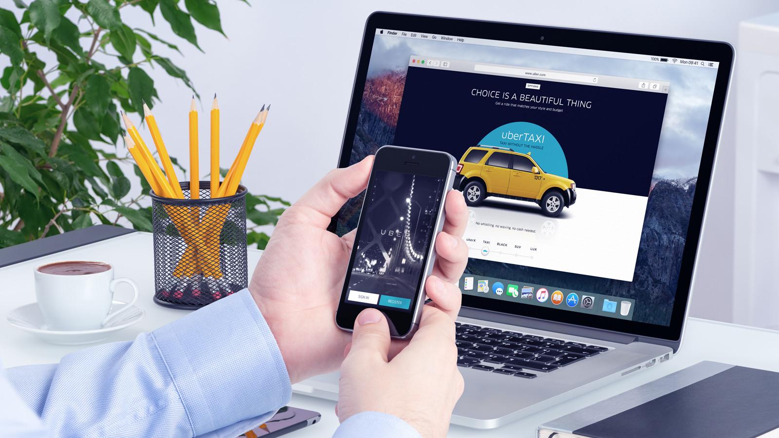 Агрегатор сервисов заказа такси Splyt открыл кабинет  в Российской Федерации