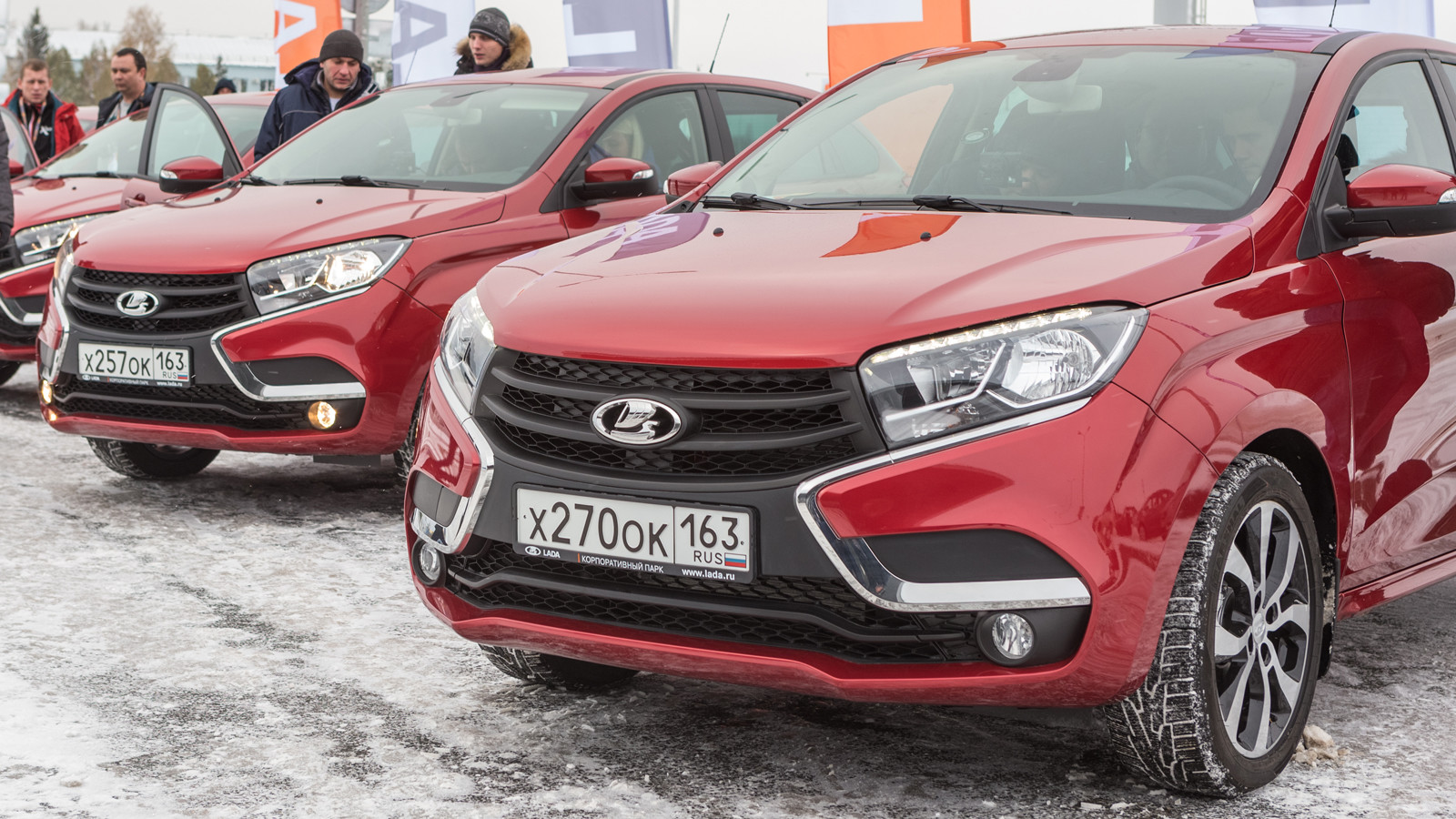 Волжский автомобильный завод запланировал рост продаж авто в Российской Федерации до13% в этом 2017 году