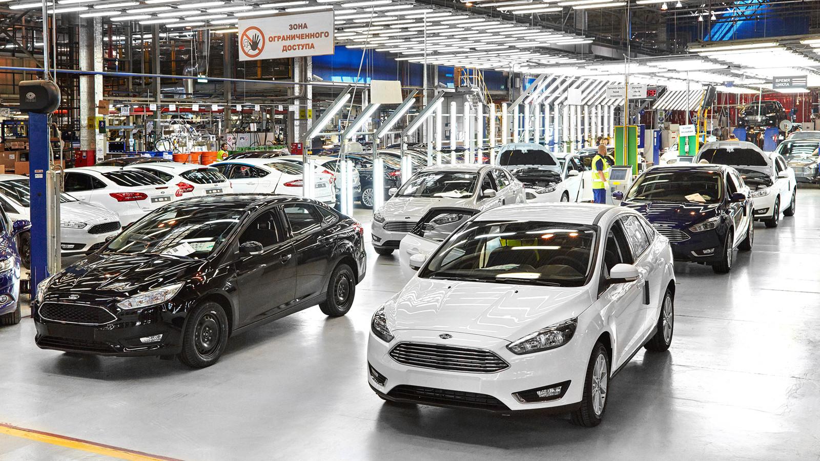 Моторный завод Форд Sollers вЕлабуге выпустил 25-тысячный мотор