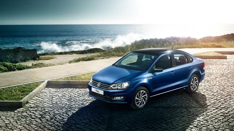 Седан Volkswagen Polo для российского рынка