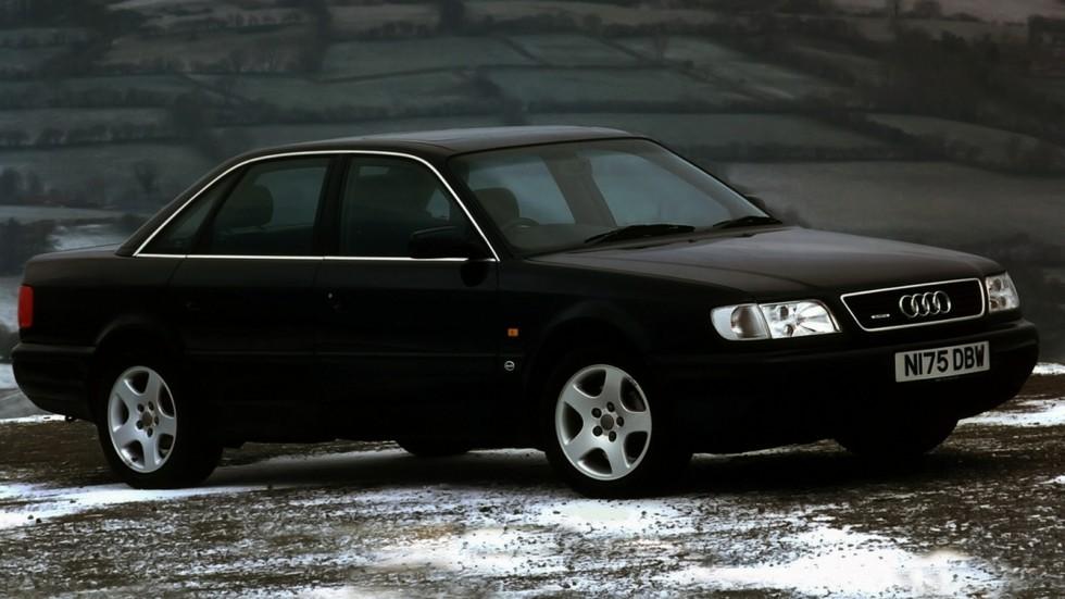 На фото: Audi A6 2.5 TDI quattro 1994–97