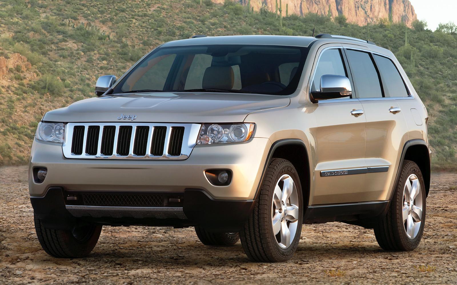 Jeep отзывает в РФ неменее 6 тыс. авто Grand Cherokee