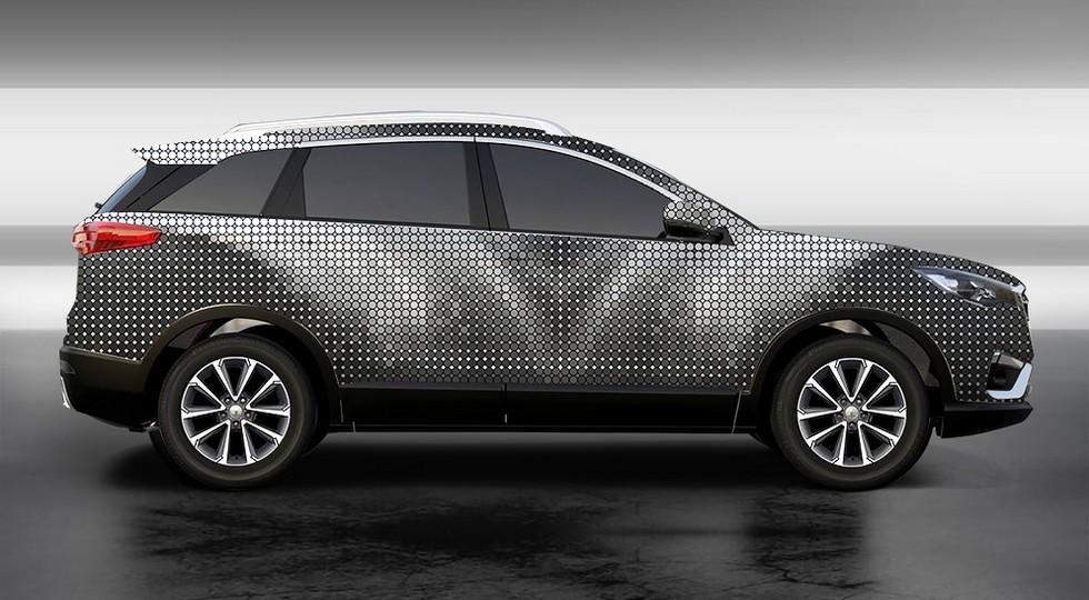 FAW готовит кпремьере новый кроссовер синдексом A-SUV