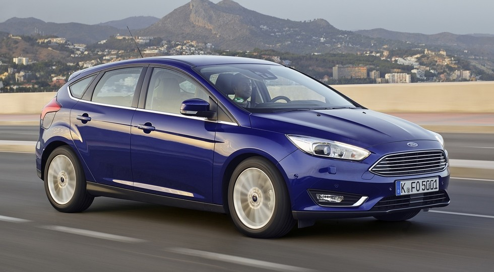 Форд объявил озапуске производства четвертого поколения Focus