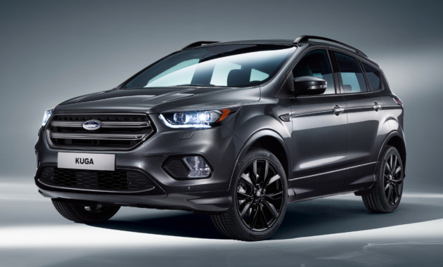 На российском рынке популярность набирают авто Форд стурбомоторами
