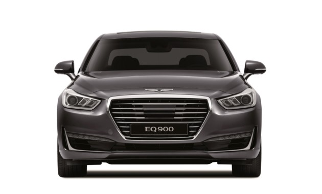 Genesis продемонстрировал новейшую версию флагманского седана Genesis G90