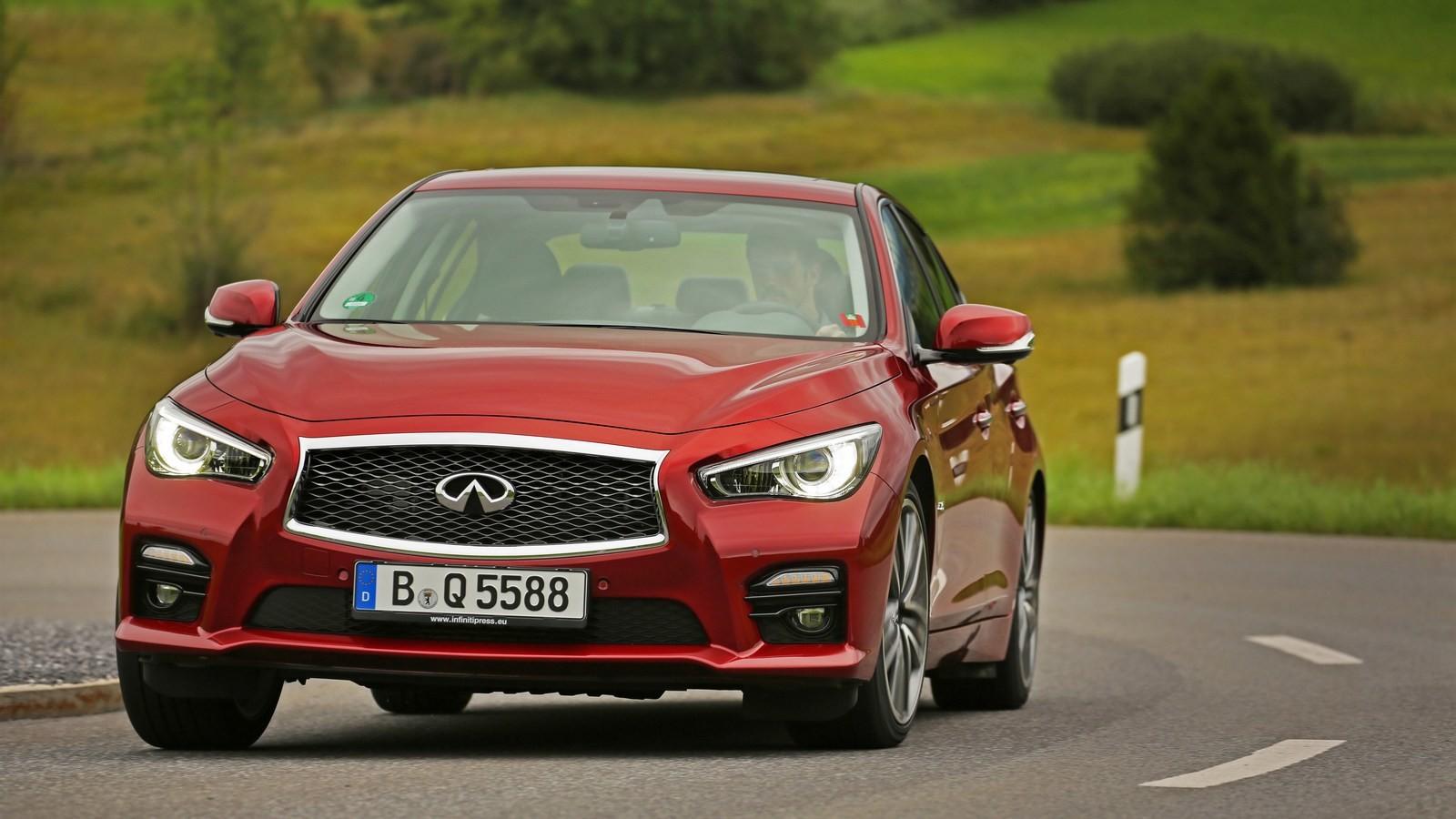 Компания Infinity вЖеневе представит обновленный тип  седана Q50