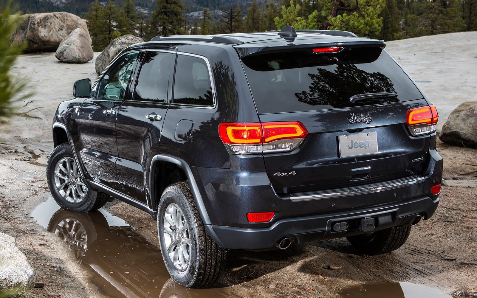 Росстандарт проинформировал  оботзыве неменее  тысячи машин Jeep