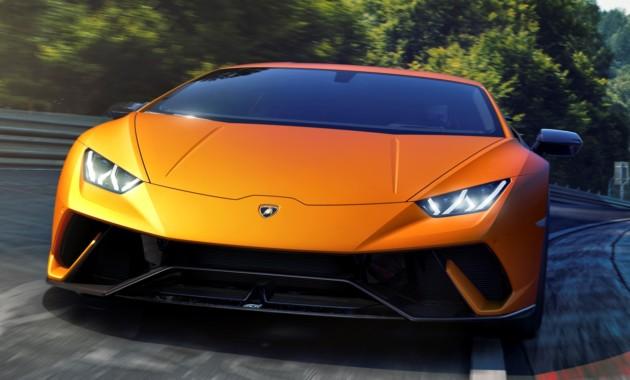 Рекорд Lamborghini Huracan Performante вНюрбургринге назвали обманом
