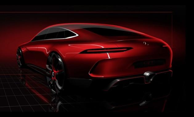 Названы характеристики концепт-кара, который Mercedes покажет на автомобильном салоне вЖеневе