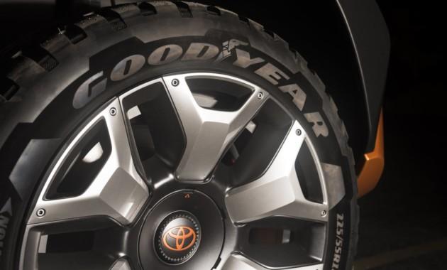 Тоёта планирует представить новый вседорожный автомобиль Тойота FT-4X
