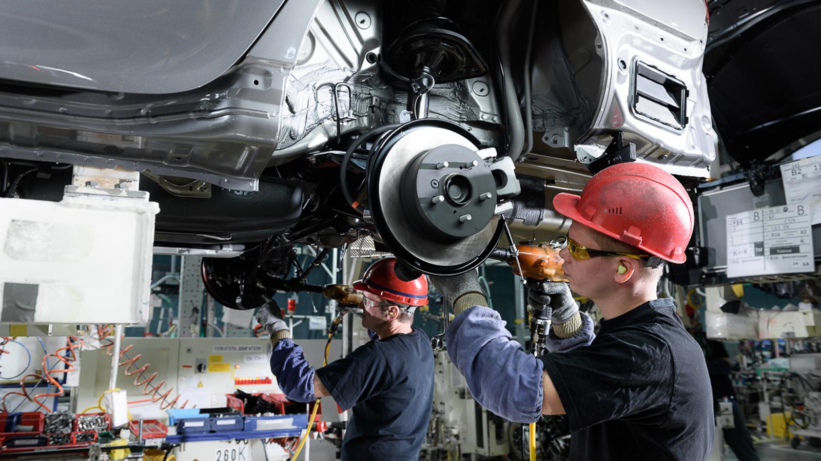 Минпромторг анонсировал рост автопрома на8%
