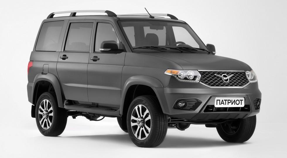 УАЗ увеличит продажи авто наэкспорт до 20 000 машин вгод