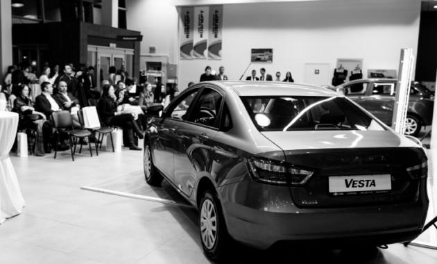В столице открылся новый дилерский центр «АвтоВАЗа»— Лада