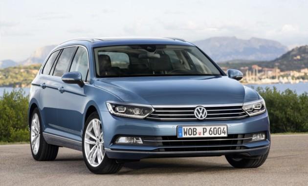 VW представил в РФ Passat вновом исполнении Life