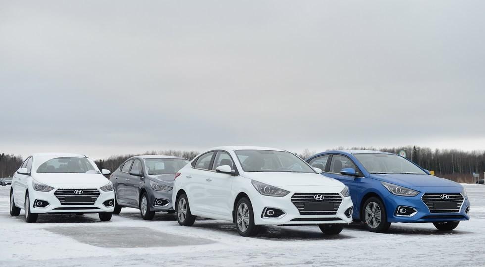 ВПетербурге производство легковых авто выросло на47% — Iквартал