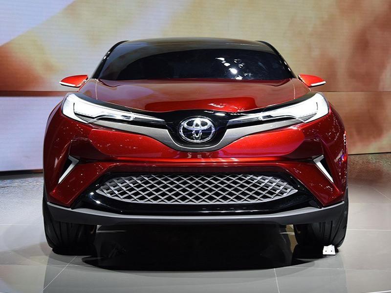 На фото: Toyota Way Concept '2017