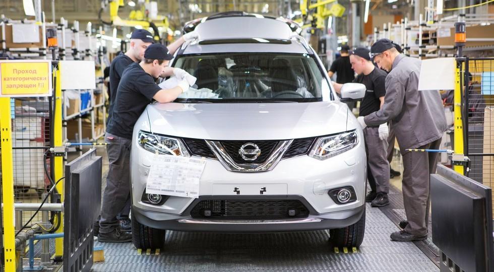 Петербургские автозаводы вIквартале 2017 года увеличили производство на47%