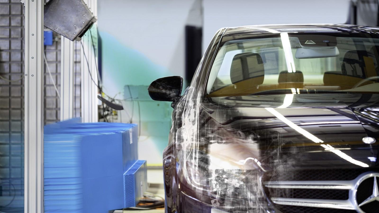 Daimler проведет краш-тесты своих машин срентгеном