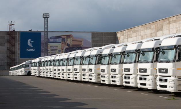 Чистая прибыль КАМАЗа вIквартале поРСБУ составила 34 млн руб.