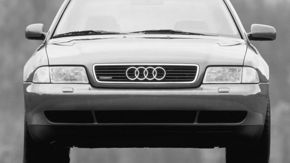 На фото: Audi A4 (B5,8D) '1995–2000