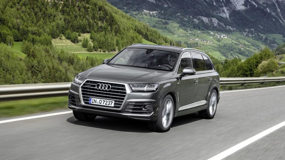 На фото: Audi Q7 '2015–н.в.