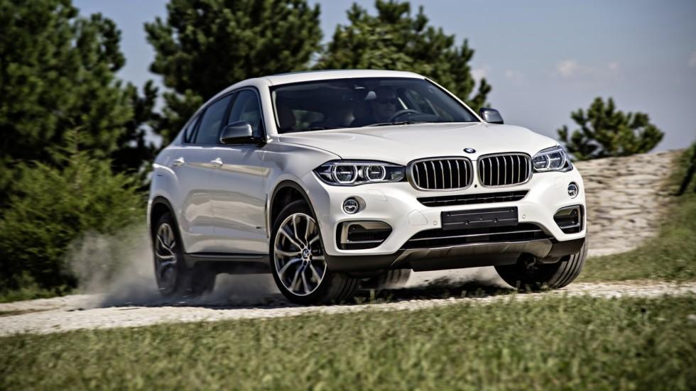 На фото: BMW X6 '2014–н.в.