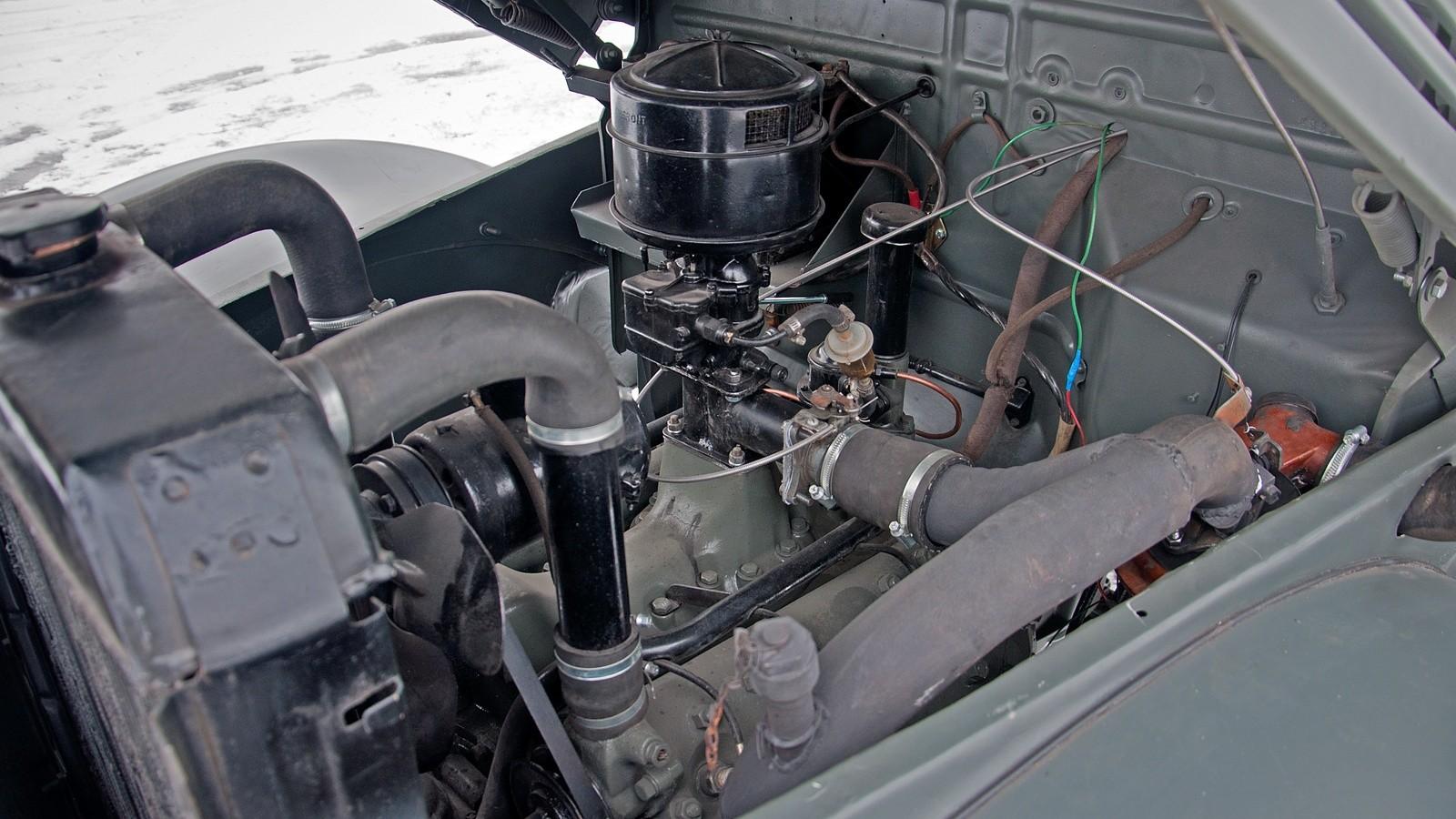 схема газогенератор для автомобиля газ-аа