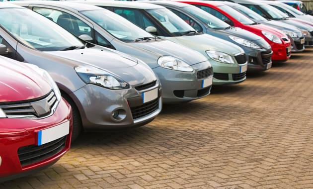 Русский рынок автомобилей вначале весны стал пятым вевропейских странах