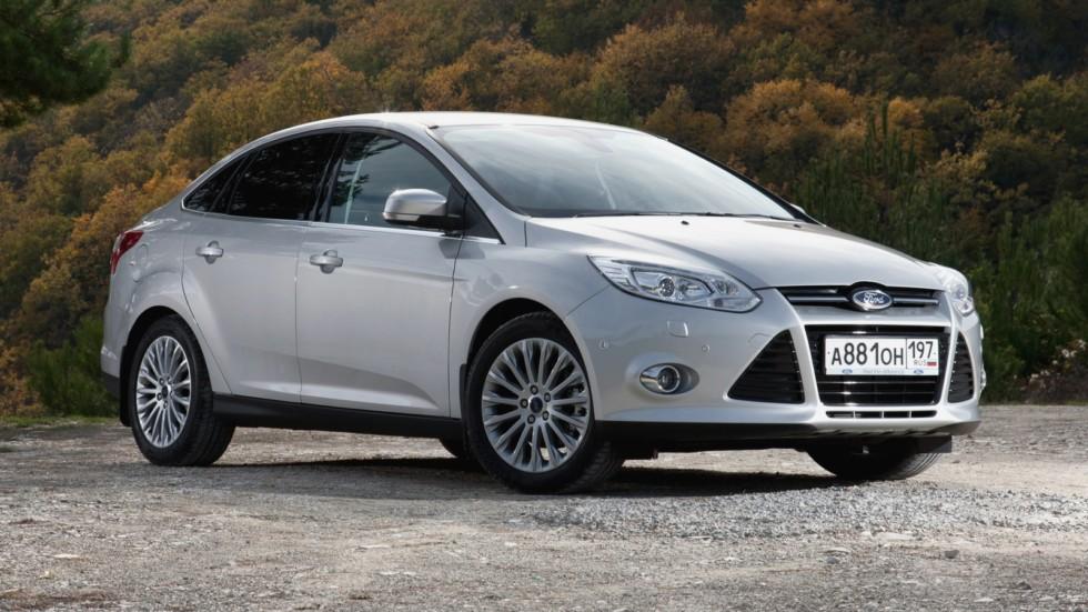 На фото: Ford Focus '2010–14