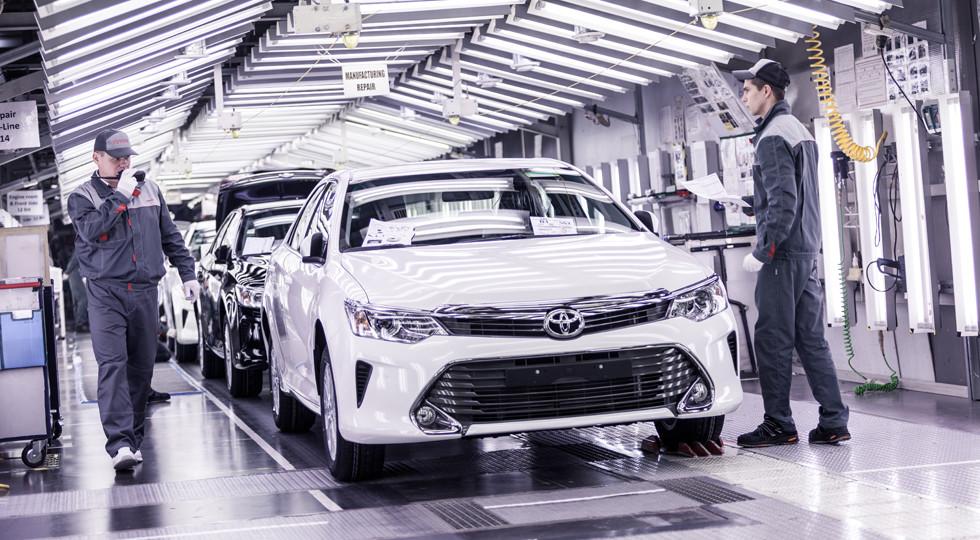 Росстандарт взялся запроверку автомобильных заводов