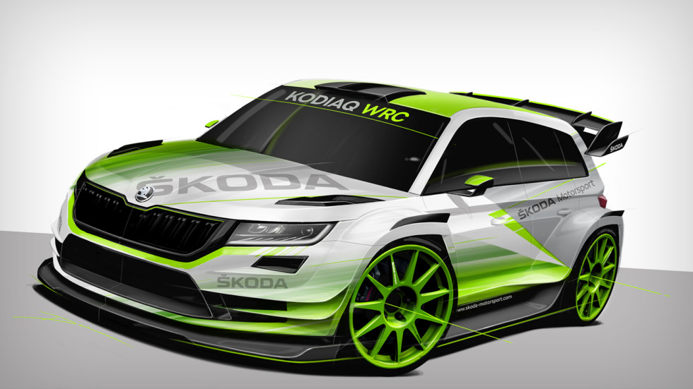 KODIAQ-WRC