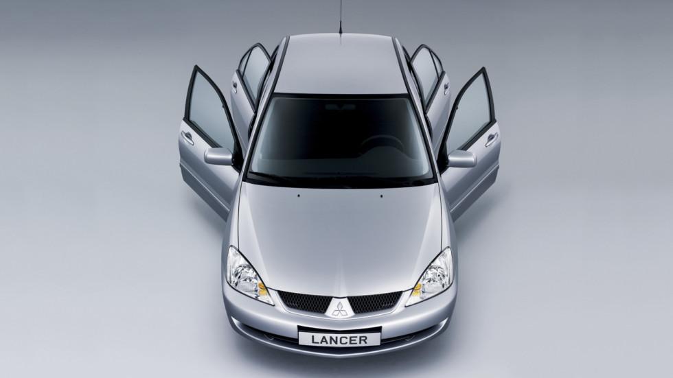 На фото: Mitsubishi Lancer '2005–10