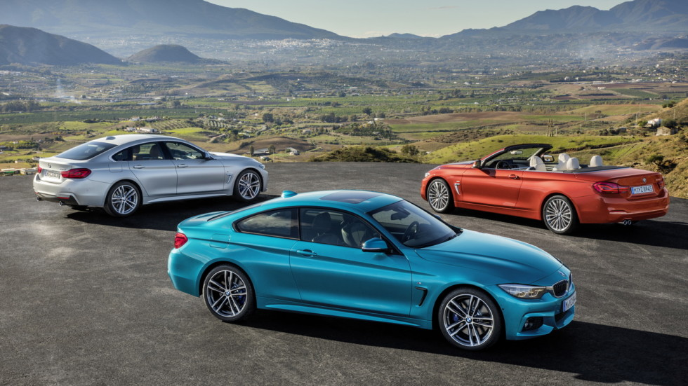 Семейство BMW 4 Series
