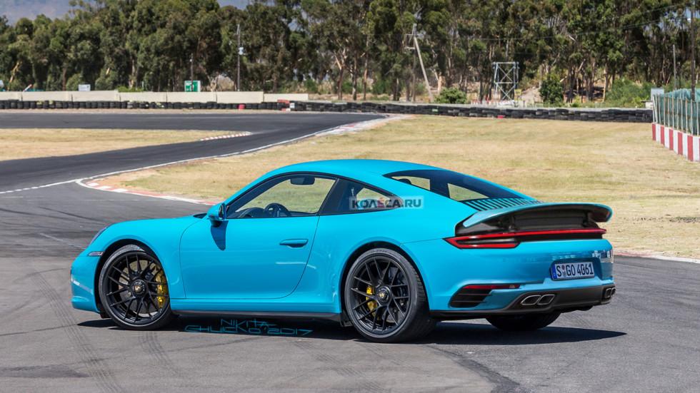 Porsche 992 rear1