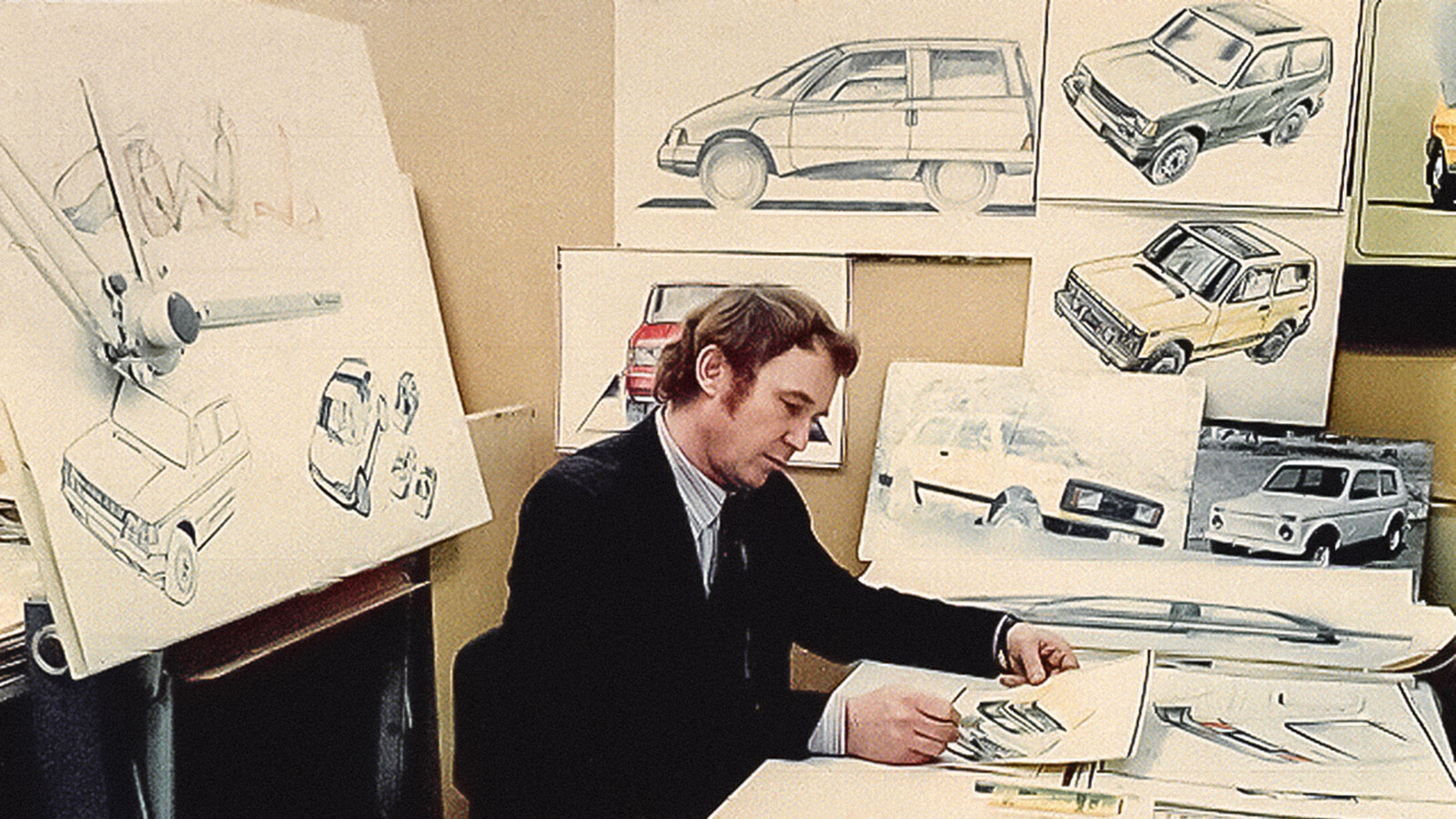 Внедорожник lada 4x4 наделят «выдающимися возможностями»— Новинка АвтоВАЗа