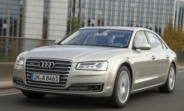 VW хочет восстановить выпуск Ауди в Российской Федерации