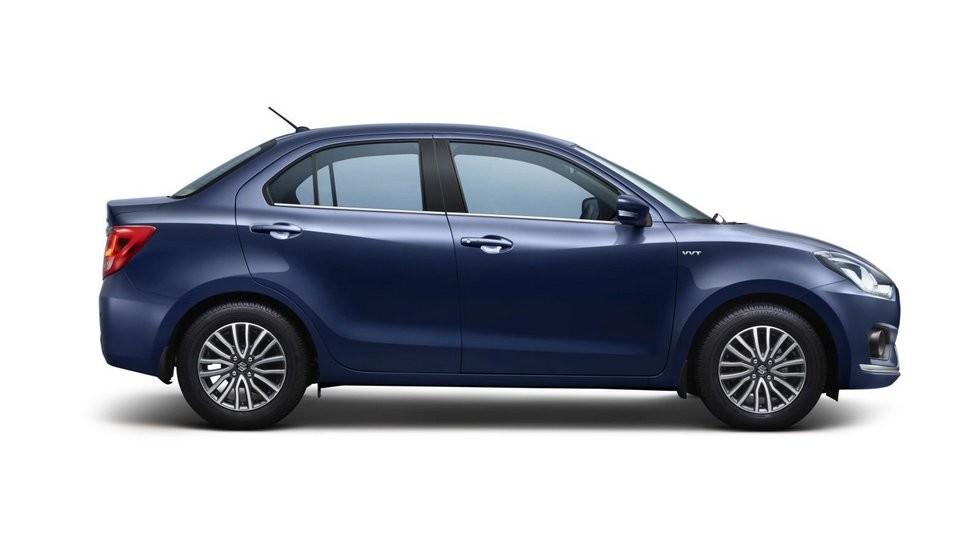 Укомпании Suzuki появился новый маленький седан