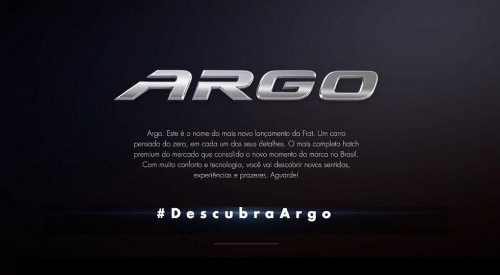 Компания Фиат готовится представить обновленную модель Argo