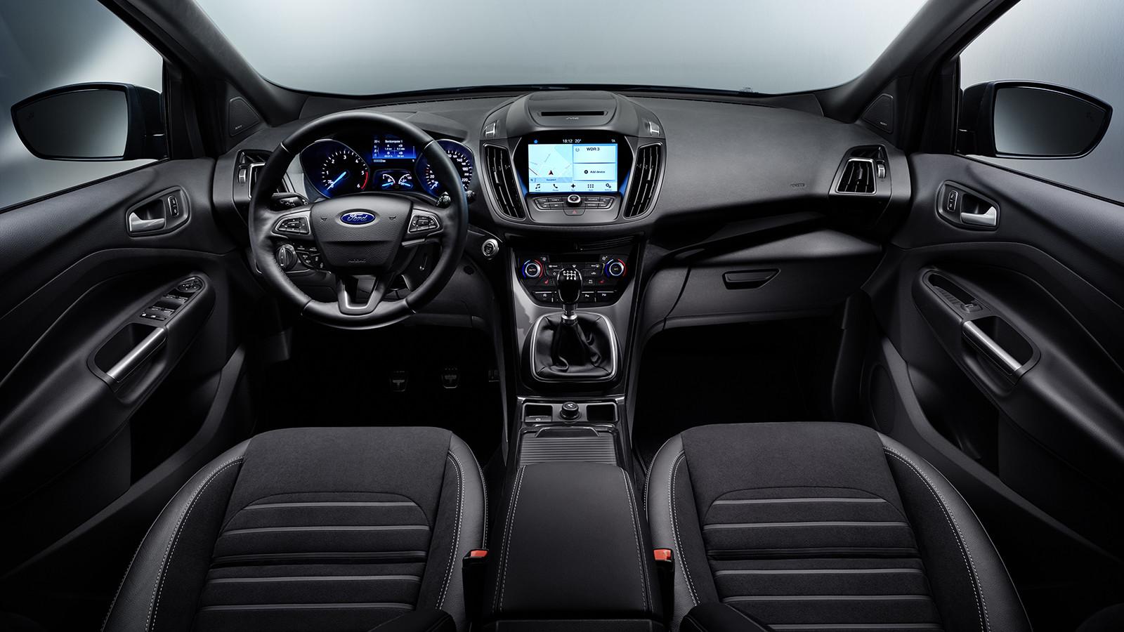 Ford Kuga стал бестселлером марки в России впервом квартале class=