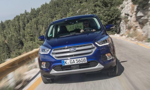 Форд Transit продолжает набирать популярность в РФ
