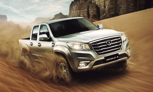 Производитель автомобилей Грейт Вол планирует занять место Форд и дженерал моторс вМексике