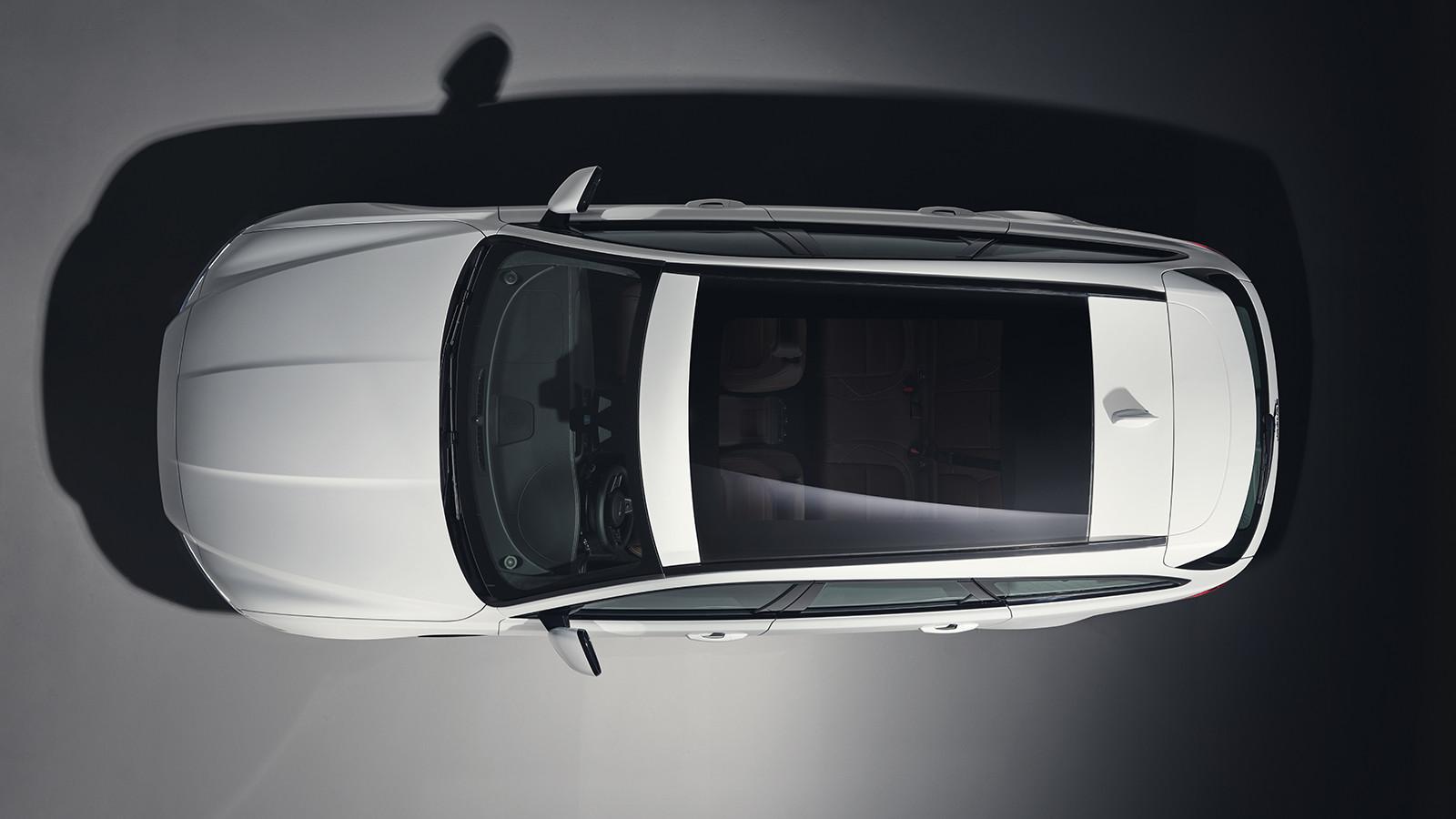 Ягуар анонсировала новый универсалXF Sportbrake первым тизером