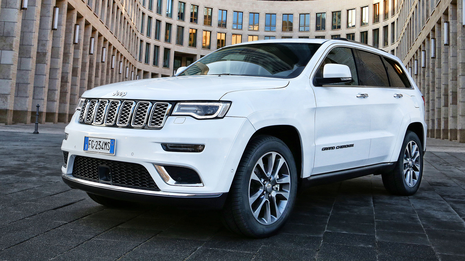 Jeep покажет вШанхае новый концепт-кар джипа