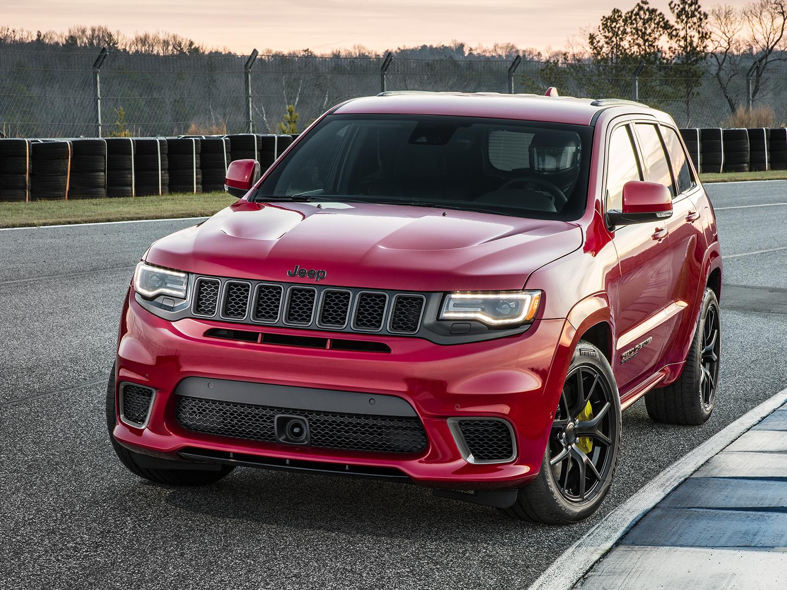 В России можно будет купить самый мощный Jeep Grand Cherokee - Колеса.ру 2d279f9f85c3f